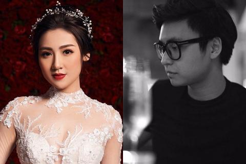 Á hậu Tú Anh kết hôn với bạn trai cũ của Văn Mai Hương