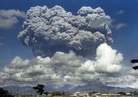 Vụ nổ núi lửa khủng khiếp nhất, làm mất mùa hè và 80.000 người chết - 2