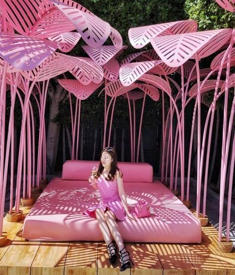 Kỳ nghỉ hè xa hoa ngút trời của tiểu thư nhà giàu Việt Nam - 3