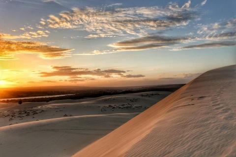 Sảng khoái với trải nghiệm trượt cát ở Mũi Né - 2