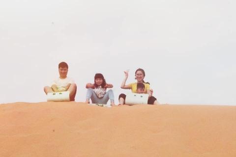 Sảng khoái với trải nghiệm trượt cát ở Mũi Né - 7