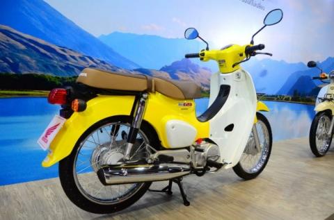2018 Honda Super Cub 110 về Việt Nam, đắt hơn SH 125 - 9