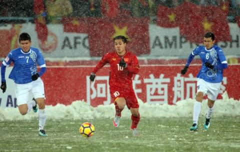 Bốc thăm chia bảng ASIAD 2018: U23 Việt Nam gặp Nhật - Ảnh 1.