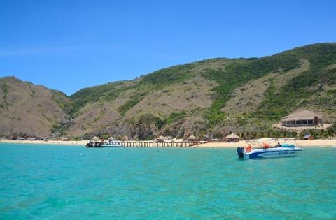 Trốn nắng hè bằng chuyến vi vu tới thiên đường biển Kỳ Co - 1