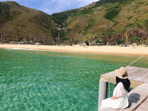 Trốn nắng hè bằng chuyến vi vu tới thiên đường biển Kỳ Co - 4