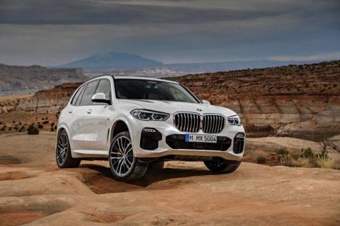 BMW X5 thế hệ mới chính thức công bố giá bán từ 1,7 tỷ đồng - 2