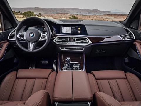 BMW X5 thế hệ mới chính thức công bố giá bán từ 1,7 tỷ đồng - 4