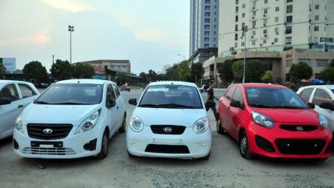 Hàng nghìn ô tô Thái Lan ồ ạt đổ về, giá chỉ hơn 400 triệu/xe - 1