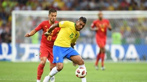 Brazil - Bỉ: Siêu sao chói sáng, dang dở giấc mơ vàng (World Cup 2018) - 1