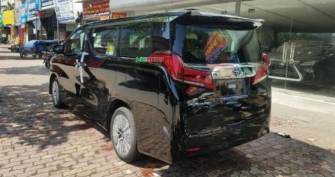 MPV hạng sang Toyota Alphard 2018 về Việt Nam giá từ 6,3 tỷ đồng - 3