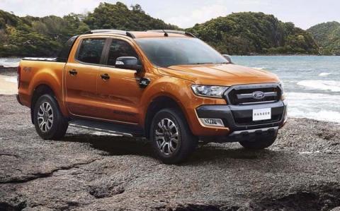 6 xe bán tải bán chạy nhất Việt Nam tháng 6/2018: Chevrolet Colorado giữ vững ngôi đầu - 6
