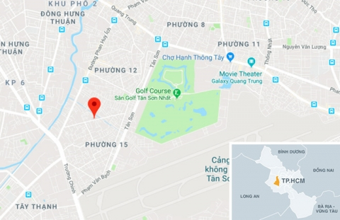 Nghi can dùng súng, dao tấn công 2 cô gái ở Sài Gòn đã tử vong