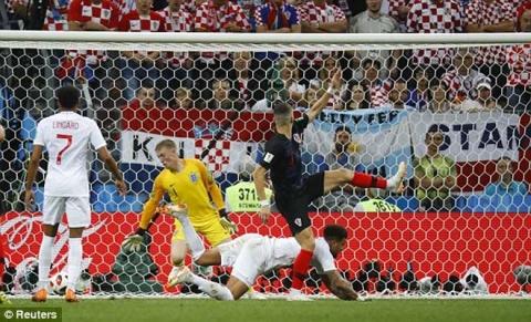 Croatia - Anh: 120 phút kịch chiến, bàn thắng vỡ òa (Bán kết World Cup) - 1
