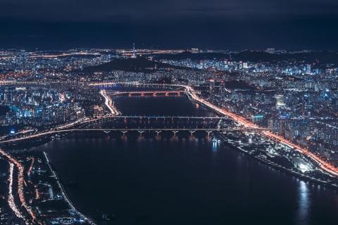Những bức ảnh chân thật về cuộc sống ở Hàn Quốc dưới góc nhìn của người Mỹ - 2