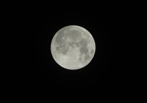 """Ảnh """"trăng máu"""" tại Việt Nam do nguyệt thực toàn phần rạng sáng 28/7 - 4"""