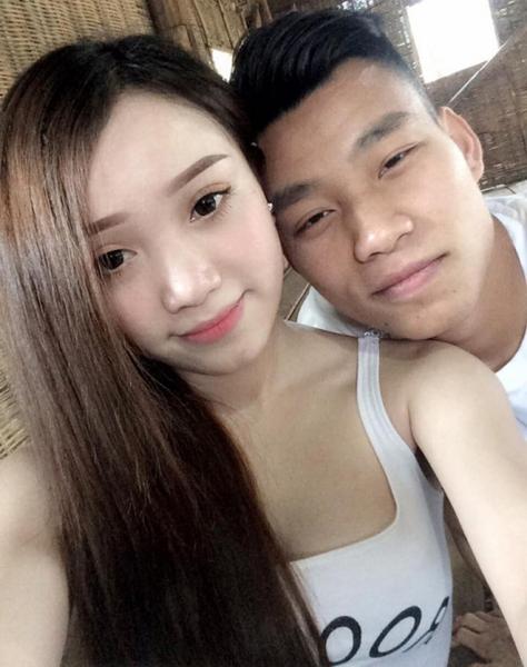 Bạn gái Văn Thanh U23: