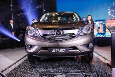Mazda BT-50 2018 ra mắt với nhiều nâng cấp mới kèm giá bán từ 655 triệu đồng - 2