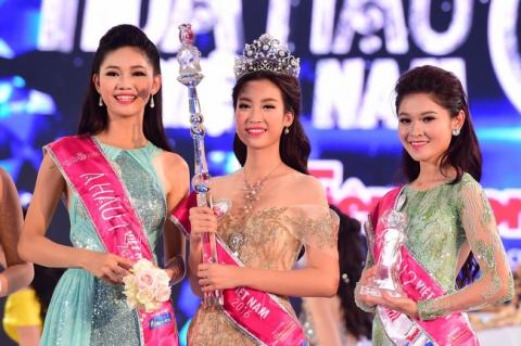 Đỗ Mỹ Linh: Từ cô gái bị chê bầm dập với nhan sắc thiếu mì chính lúc đăng quang đến danh xưng Hoa hậu bảo vật quốc gia - Ảnh 1.