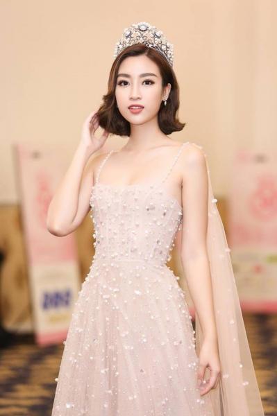 Đỗ Mỹ Linh: Từ cô gái bị chê bầm dập với nhan sắc thiếu mì chính lúc đăng quang đến danh xưng Hoa hậu bảo vật quốc gia - Ảnh 9.