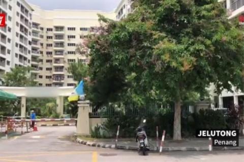 Nữ sinh nhảy lầu tự tử vào đúng ngày thi tốt nghiệp cấp 2 vì sợ bị trượt - 1