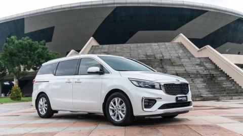 Kia Sedona 2019 chính thức ra mắt Việt Nam, giá bán từ 1,129 tỷ đồng - 1