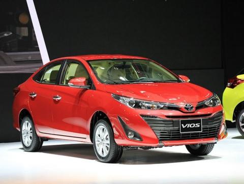 Top 10 xe bán chạy tháng 9/2018: Toyota Vios bỏ xa đối thủ thứ hai - 1