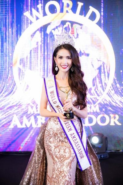 Cuộc sống giàu sang của mỹ nhân thi 7 lần mới đăng quang hoa hậu