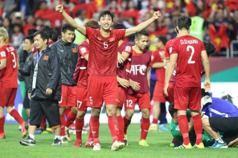 Bảng xếp hạng FIFA tháng 4: Việt Nam top