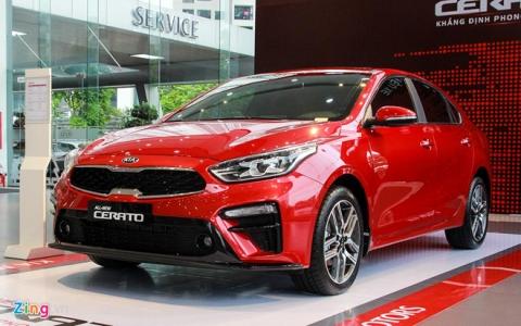 Những lựa chọn ôtô tầm giá 500-600 triệu đồng