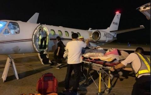 Việt kiều bị tạt axit, cắt gân chân: Công bố điểm nhận dạng 2 nghi phạm
