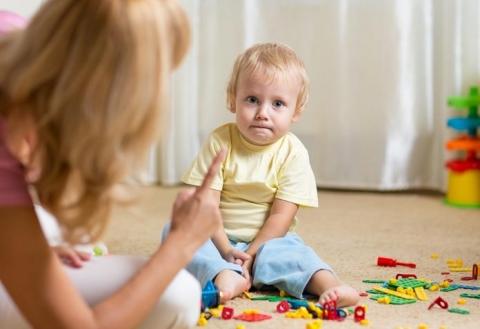 Bí kíp để phụ huynh đối phó với những đứa trẻ ương bướng - 1