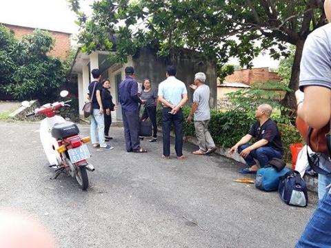 Bàn giao thi thể thứ 2 vụ xác người trong bê tông ở Bình Dương - ảnh 2