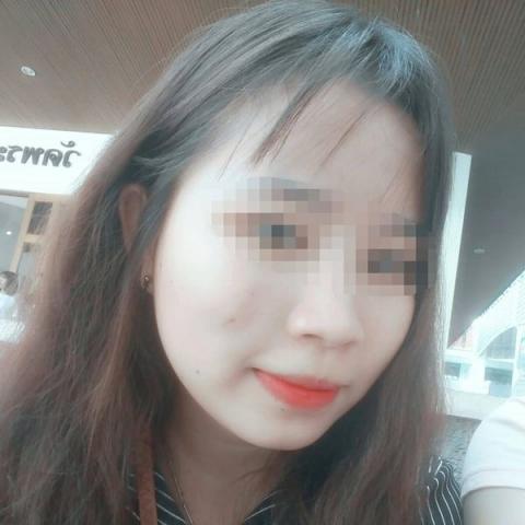 Em Nguyễn Thị L. (Ảnh: PLO)