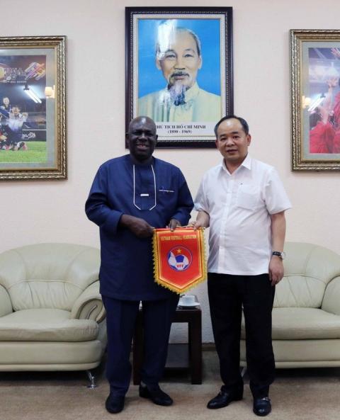 Ấn tượng với Việt Nam, Đại bàng xanh sắp đấu thầy trò HLV Park Hang-seo - 1