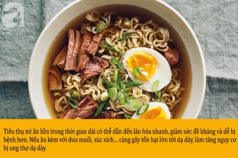 Người đàn ông 31 tuổi bị ung thư dạ dày do ăn thứ này thay cơm trong thời gian dài - 1