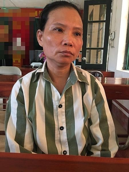 chuyen cua mot nguoi dan ba mang an chung than