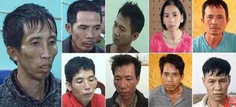 NÓNG: Đang thực nghiệm điều tra vụ nữ sinh giao gà bị cưỡng hiếp tập thể rồi sát hại ở Điện Biên - 3