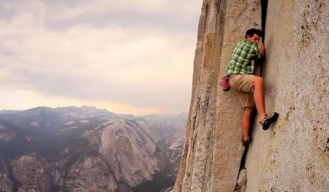 Cuộc thử thách của những người không sợ tử thần ở một ngọn núi tại Mỹ - 3