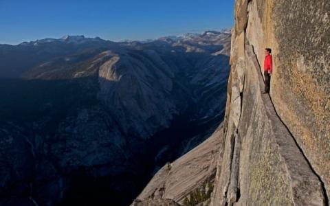 Cuộc thử thách của những người không sợ tử thần ở một ngọn núi tại Mỹ - 10