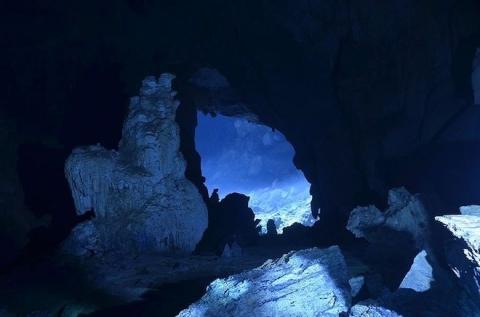 Ảnh: Vẻ đẹp tráng lệ của động Thiên Đường với thạch nhũ hàng trăm triệu năm tuổi - 2