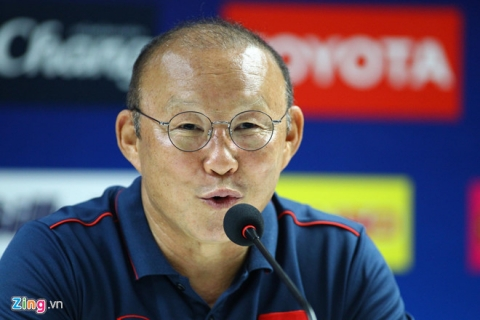HLV Park: 'Chung ta choi duoc Thai Lan, khong co gi phai ngai' hinh anh 1