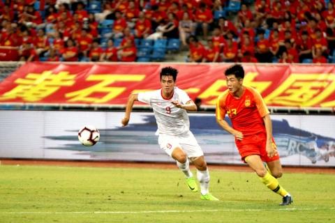 U22 Việt Nam hạ đẹp U22 Trung Quốc: Bậc thầy trò chơi, Park Hang Seo!