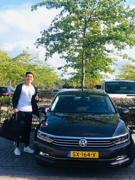Đoàn Văn Hậu nhận nhà và ô tô, hào hứng bắt đầu cuộc sống ở Hereenveen