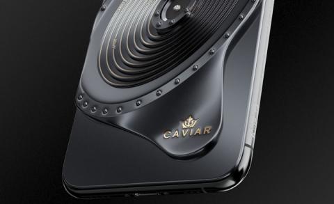 NÓNG: iPhone 11 Pro đính mảnh vỡ tàu vũ trụ và tàu Titanic, giá gần tỷ đồng - 4