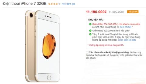"""Top smartphone giảm giá """"sốc"""" tuần này - 5"""