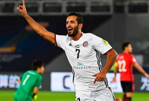 Sát thủ số 1 của UAE bị treo giò ở trận gặp Việt Nam