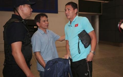 Thầy trò Park Hang-seo về nước, quyết thắng UAE và Thái Lan  - ảnh 4