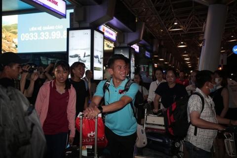 Thầy trò Park Hang-seo về nước, quyết thắng UAE và Thái Lan  - ảnh 6