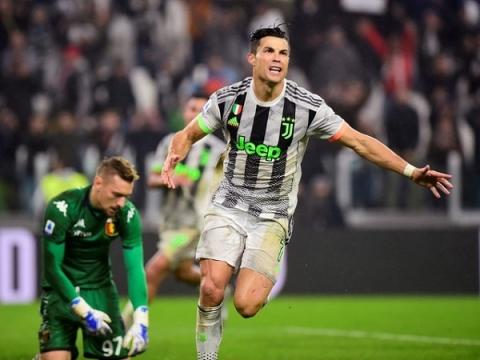 Ronaldo ghi bàn ở phút bù giờ giúp Juventus đòi lại ngôi đầu từ tay Inter Milan - 1