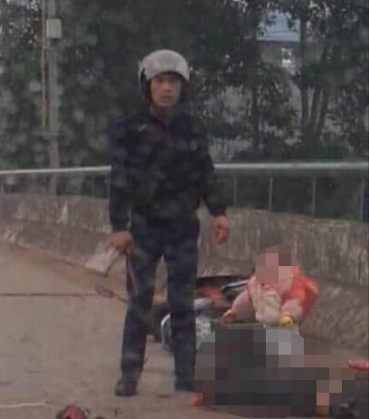 Nghi phạm ép xe, chém mẹ đang chở con nhỏ tới tấp ở Thái Nguyên đối diện hình phạt nào? - Ảnh 1.